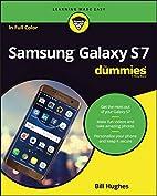Samsung Galaxy S7 For Dummies (For Dummies…