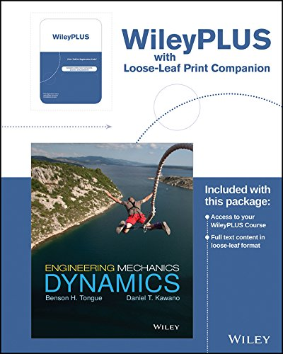 engineering-mechanics-dynamics-wileyplus-registration-card-loose-leaf-print-companion