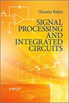 Signal Processing and Integrated Circuits by…