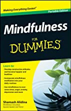 Mindfulness for Dummies: Portable Edition by…
