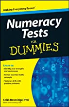 Numeracy Tests For Dummies by Colin…