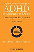 Cognitive-Behavioural Therapy for ADHD in…