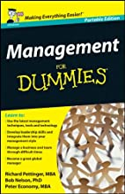 Management for Dummies UK Edition Whs Tr by…