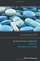 The Wiley-Blackwell Handbook of Addiction…