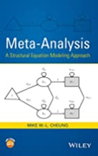 Meta-Analysis: A Structural Equation…