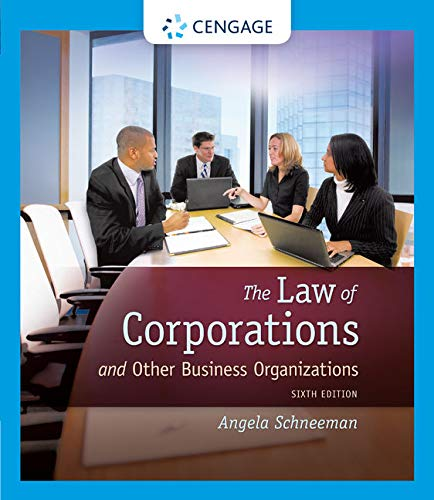 the-law-of-corporations-and-other-business-organizations-mindtap-course-list