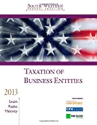 SOUTH-WEST.FED.TAX:BUSINESS EN by James E.…