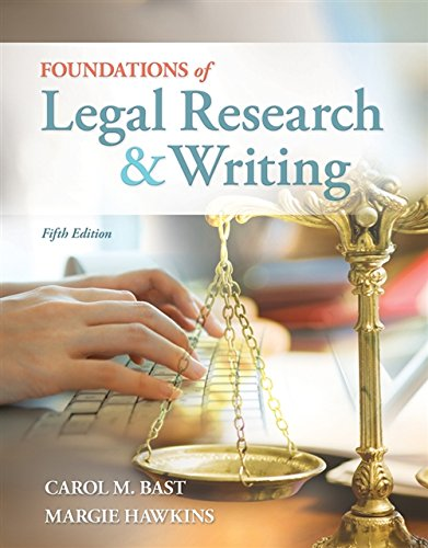 foundations-of-legal-research-and-writing