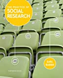 Babbie, Earl R.: Bundle: The Practice of Social Research, 13th + WebTutor(TM) on Blackboard with eBook on Gateway Printed Access Card