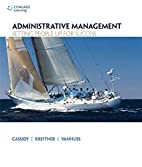 Administrative Management: Setting People Up…