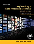 Keyboarding and Word Processing Essentials,…