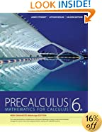 Precalculus, Enhanced WebAssign Edition (with Enhanced WebAssign with eBook Printed Access Card for Math and Science, 1-Term)