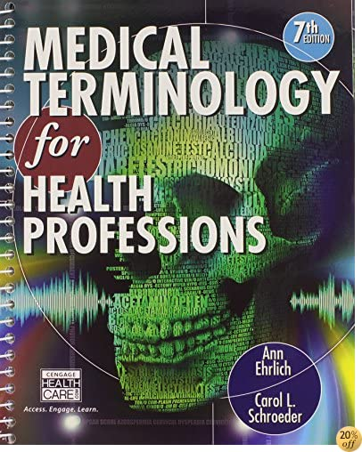 TMedical Terminology for Health Professions with Studyware CD-ROM + Webtutor Advantage on Blackboard Printed Access Card Pkg