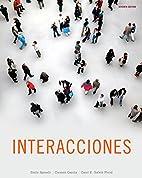 Bundle: Interacciones, 7th iLrn(TM) Heinle…