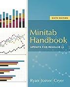 MINITAB Handbook: Update for Release 16 by…
