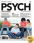 PSYCH 3 (with CourseMate Printed Access Card) (New, Engaging Titles from 4LTR Press)