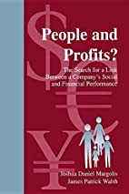 People and Profits?: The Search for A Link…