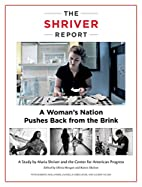 The Shriver Report: A Woman's Nation…