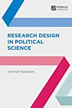 Research Design in Political Science…