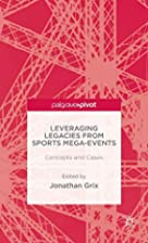 Leveraging Legacies from Sports Mega-Events:…