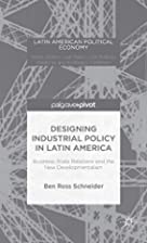 Designing Industrial Policy in Latin…