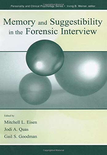 memory-and-suggestibility-in-the-forensic-interview-personality-and-clinical-psychology