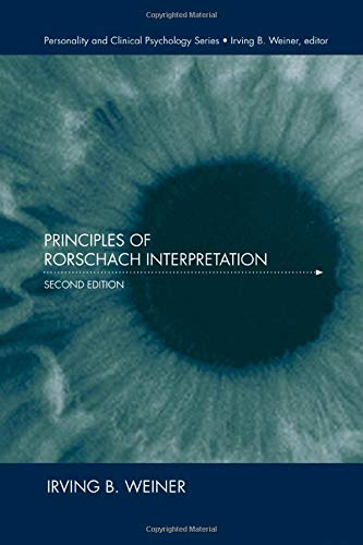 principles-of-rorschach-interpretation-personality-and-clinical-psychology-series