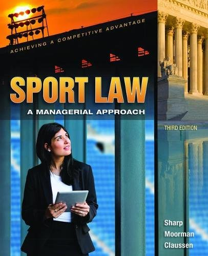 sport-law-a-managerial-approach