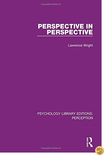 Perspective in Perspective (Psychology Library Editions: Perception) (Volume 35)