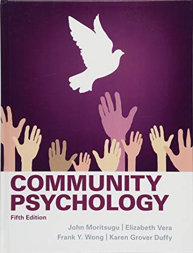 community-psychology