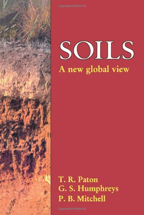 soils-a-new-global-view