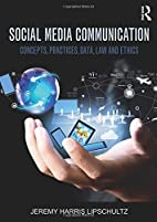 Social Media Communication: Concepts,…