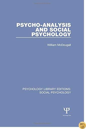 Psycho-Analysis and Social Psychology