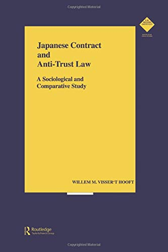 japanese-contract-and-anti-trust-law-a-sociological-and-comparative-study