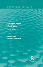 United Arab Emirates : MERI Report by Middle…
