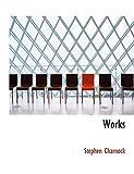 Charnock, Stephen: Works