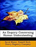 Hume, David: An Enquiry Concerning Human Understanding