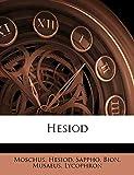 Moschus: Hesiod