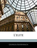 L'elite (French Edition) by Georges…