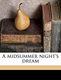 Shakespeare, William: A midsummer night's dream