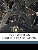 Livy, Livy: Livy: with an English translation Volume 4