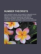 Number Theorists: Carl Friedrich Gauss,:…