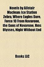 Novels by Alistair MacLean (Study Guide):…