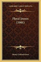 Floyd Ireson (1901) by Henry Colford Gauss