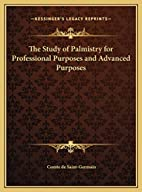 The Study of Palmistry for Professional…