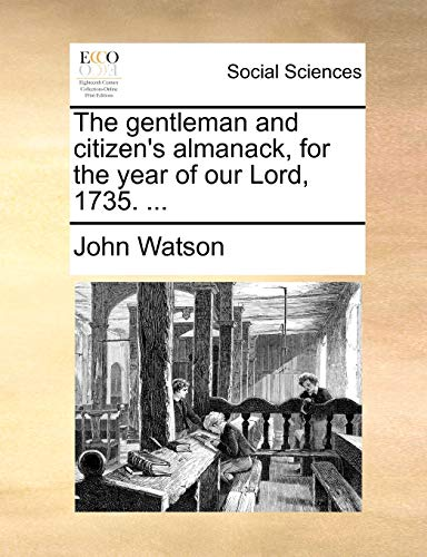 the-gentleman-and-citizens-almanack-for-the-year-of-our-lord-1735