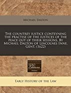 The country justice: containing the…