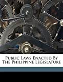 Philippines: Public laws enacted by the Philippine Legislature