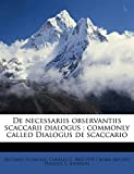 Hughes, Arthur: De necessariis observantiis scaccarii dialogus: commonly called Dialogus de scaccario