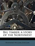 Sinclair, Bertrand William: Big timber; a story of the Northwest